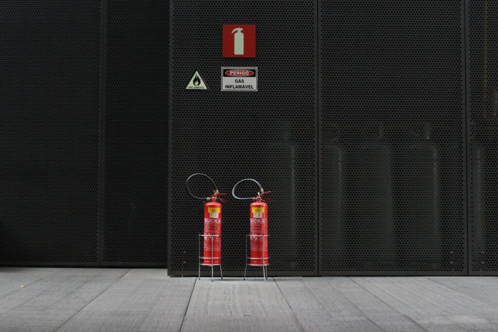 emergência no condominio